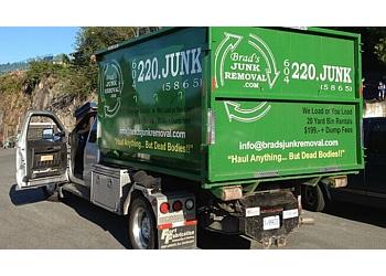 Delta junk removal Brad's Junk Removal