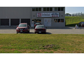 Sudbury storage unit  Brady Storage Solutions