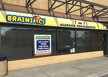 Richmond Hill tutoring center Brainiacs