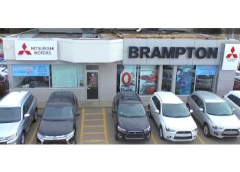 Brampton car dealership Brampton Mitsubishi