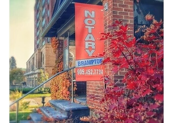 Brampton notary public Brampton Notary Services