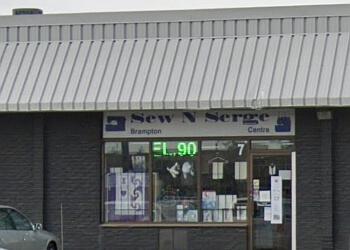 Brampton sewing machine store Brampton Sew 'N' Serge Centre