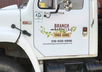Orangeville tree service Branch Manager Tree Care