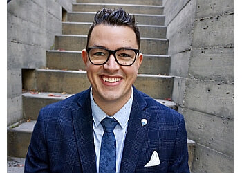 Kelowna real estate agent Brandon Grass