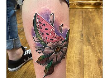 Delta tattoo shop Brass Eagle Tattoo Co.