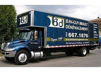 Blainville moving company Brault Déménagement