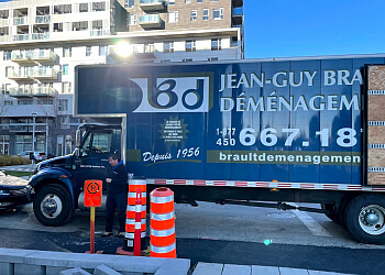 Laval moving company Brault Déménagement
