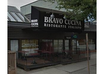 North Vancouver italian restaurant Bravo Cucina