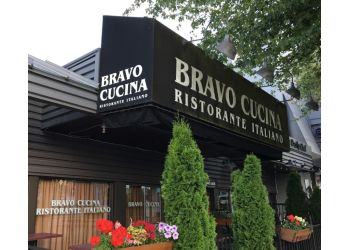 North Vancouver italian restaurant Bravo Cucina Ristorante