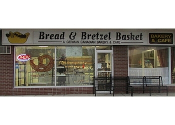 Waterloo cake Bread & Bretzel Basket