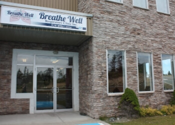 St Johns sleep clinic Breathe Well Respiratory Clinic Inc.