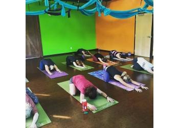 Red Deer yoga studio Breeze Yoga