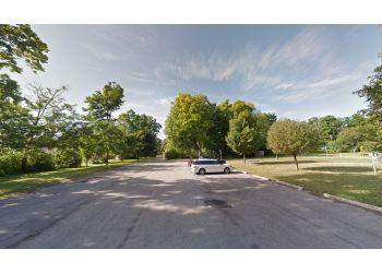 Kitchener public park Breithaupt Park
