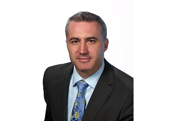 Oakville criminal defense lawyer Brendan Neil