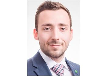 Winnipeg financial service Brenden Benoit - TD Financial Planner
