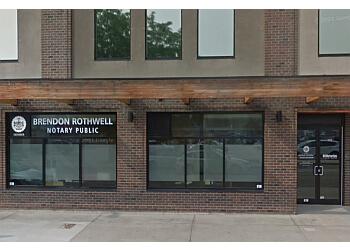 Kelowna notary public Brendon Rothwell Notary Public