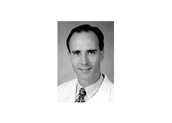 Edmonton podiatrist Brent Young, DPM