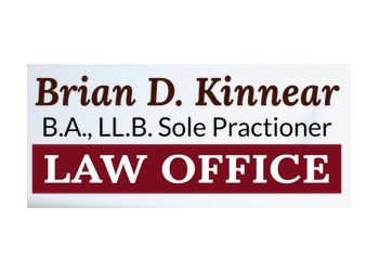 Orillia divorce lawyer Brian D. Kinnear Law Office