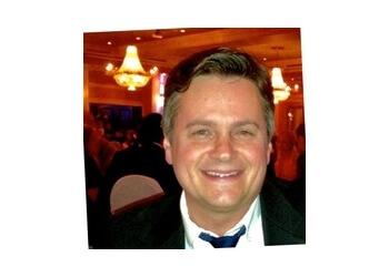 Newmarket chiropodist Brian Harper, DCH