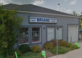 Airdrie gift shop Brians Card Shop and Collectibles