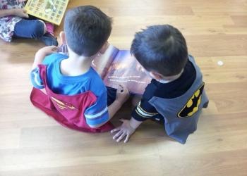Sherwood Park preschool BriarPatch Preschool