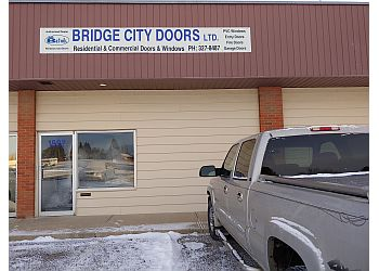 Lethbridge garage door repair Bridge City Doors Ltd.