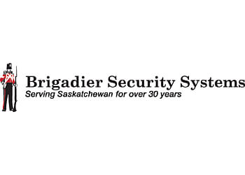 Saskatoon security system Brigadier Security Systems Ltd.
