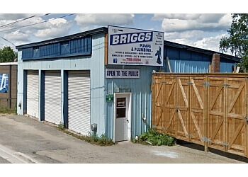 Huntsville plumber Briggs Pumps & Plumbing Ltd.