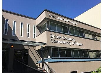 Burnaby music school BRITISH COLUMBIA CONSERVATORY OF MUSIC