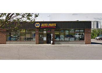Waterloo auto parts store Britton Automotive & Industrial Supply Ltd.