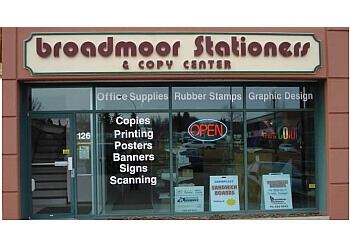 Sherwood Park printer Broadmoor Print & Copy Center Ltd.