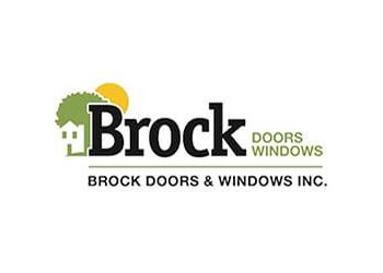 Brampton window company Brock Doors and Windows Ltd.
