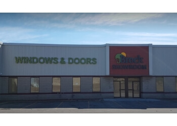 Whitby window company Brock Doors and Windows Ltd.