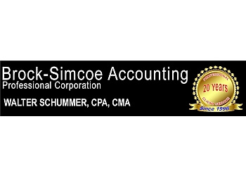 Orillia accounting firm Brock-Simcoe Accounting Professional Corporation