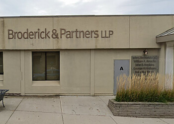Niagara Falls business lawyer Broderick & Partners LLP