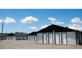 Welland storage unit Bronco Mini Storage Ltd.