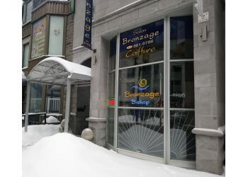 Montreal tanning salon Bronzage Bishop