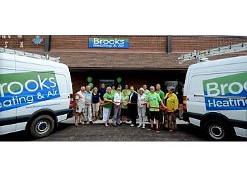 Georgetown hvac service Brooks Heating & Air