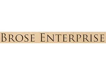 Saint John custom cabinet Brose Enterprise