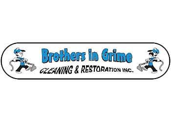 Saskatoon carpet cleaning Brothers in Grime Cleaning & Restoration Inc.