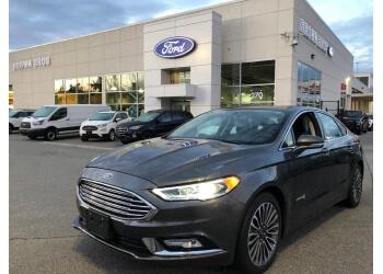 Vancouver car dealership Brown Bros Ford