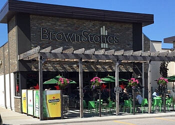 BrownStones Sports Lounge and Restaurant Sarnia Sports Bars