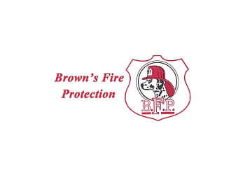Belleville security system Brown's Fire Protection