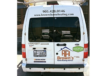 Brown's Home Heating and A/C
