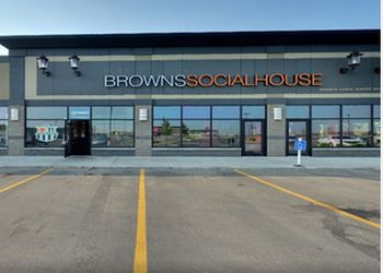 Grande Prairie sports bar Browns Socialhouse Westgate