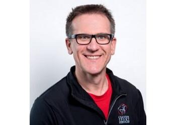 Saskatoon physical therapist Bruce Craven, M.Sc., B.Sc.(PT), DIP.SPORT(PT),B.S.P.E.,CSCS