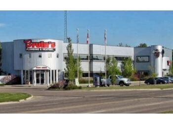 Red Deer plumber Bruin's Plumbing & Heating Ltd.
