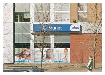 Laval pharmacy Brunet