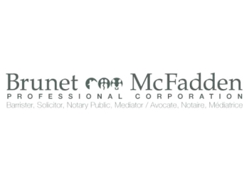 Sudbury notary public Brunet-McFadden Professional Corporation