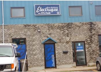 Gatineau electrician Bruno Berthiaume Électrique Inc.